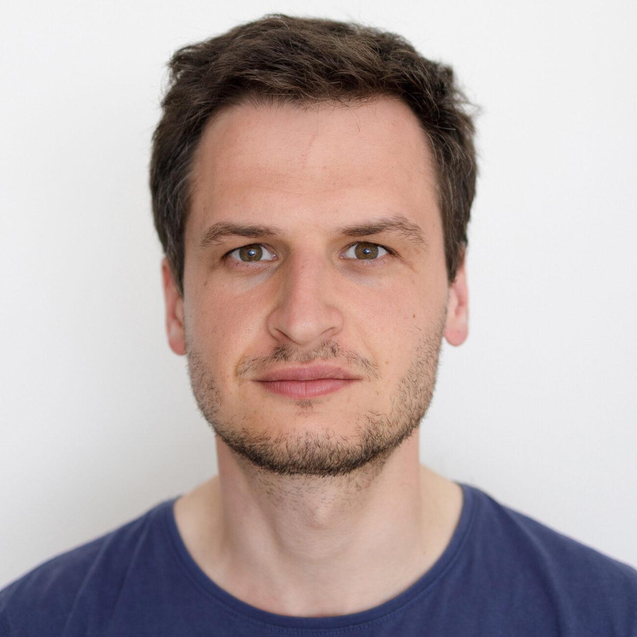 Marek Šurkala - profile photography