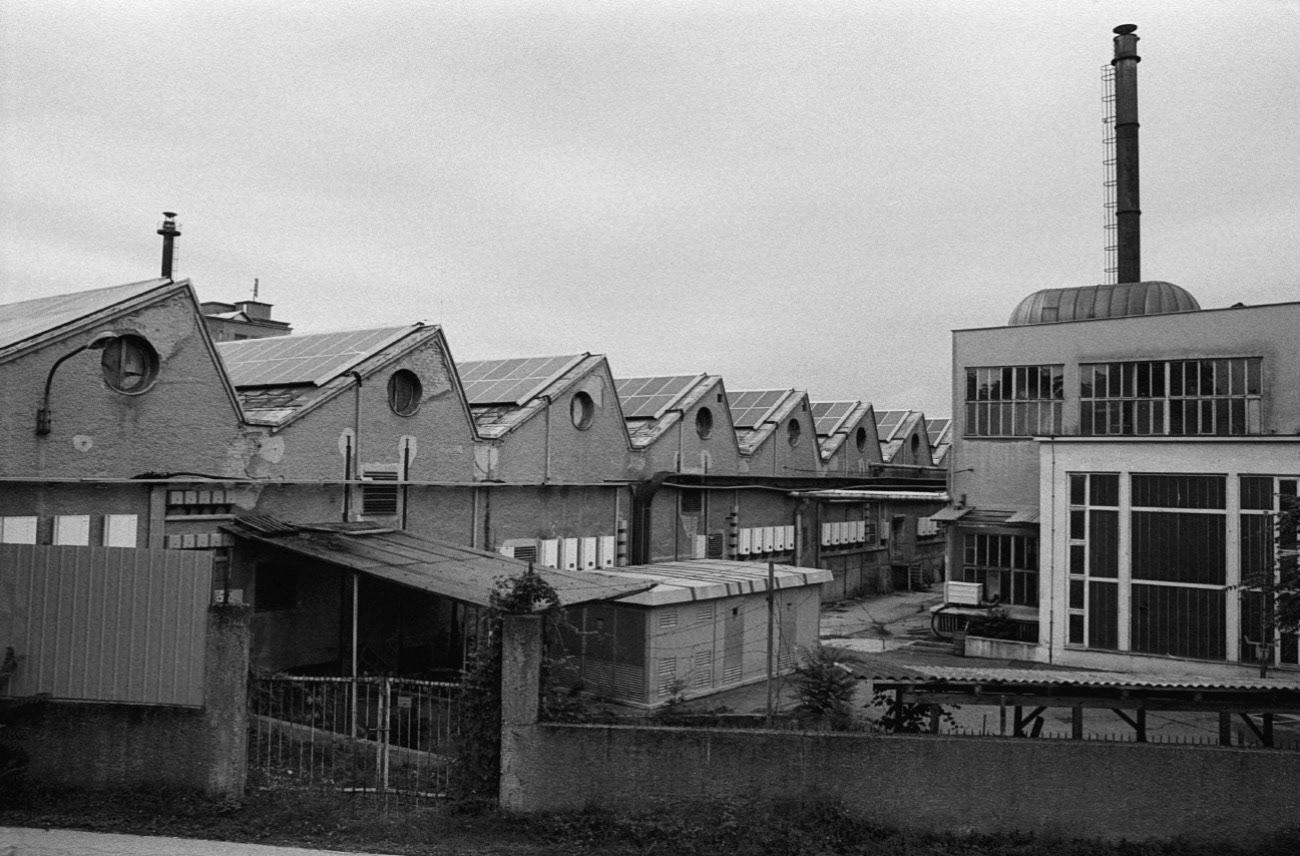 Factory, Melje, Maribor, Slovenia